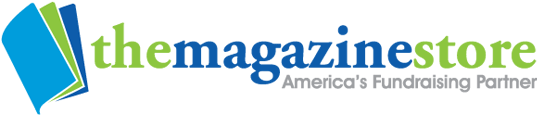 the magazine store online logo
